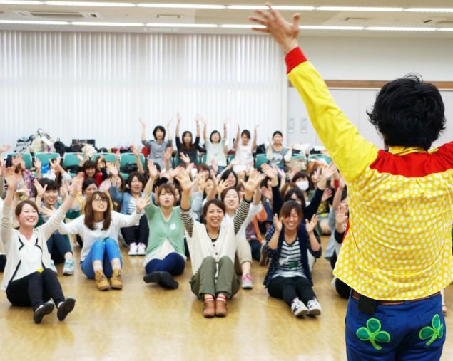 2015.5.16保育所部会「若者企画」